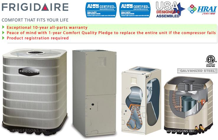 5 Ton Air Conditioners